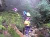 太鼓岩をめざして、ひたすら登ります。